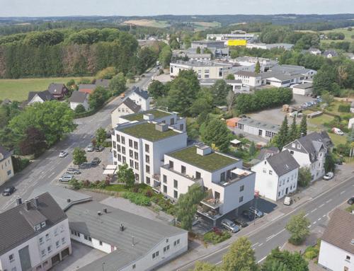 Wohn- & Geschäftshaus, Halver