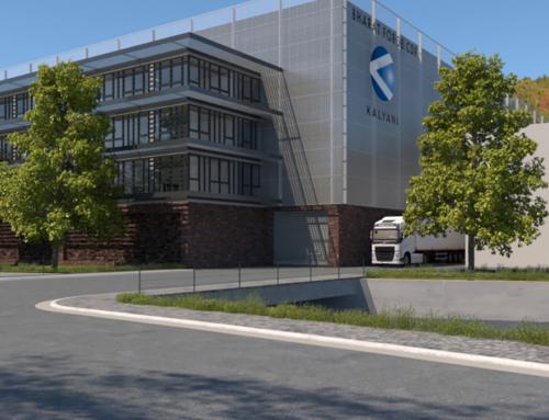 Produktionsgebäude, Ennepetal